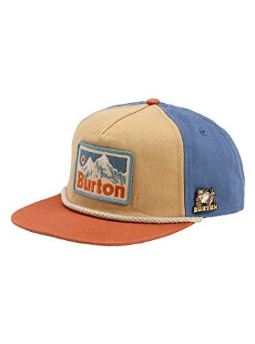 Burton Buckweed Hat, Ochre SS19 (Beanie Burton Mens)