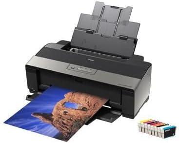Epson Stylusphoto R1900 - Impresora de Tinta Color (12 ppm, DIN ...