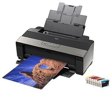 Epson Stylusphoto R1900 - Impresora de Tinta Color (12 ppm, DIN A3 ...