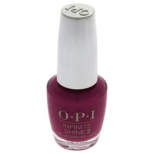 OPI Infinite Shine, La Paz-itively Hot, 0.5 fl.oz. (Best Nail Salon In Katy)