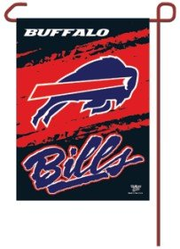 NFL Buffalo Bills Garden Flag - Outlet Buffalo Mall