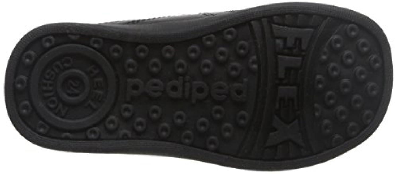 Pediped Jake,  Boys' Low-Top Sneakers,  Black (Black) - 9-9.5 UK (27 EU)