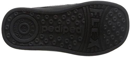 PediPed Jake - Zapatillas de Sintético Para Niño Negro (black)