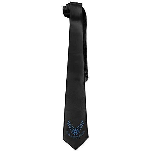Necktie, Christmas Men's US Air Force Skinny Tie