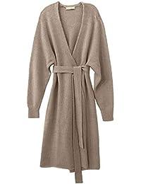 Cashmere Silk Essential Midi Cardigan with Belt