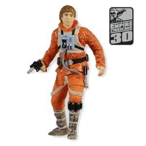 2010 Hallmark Ornament - Luke Skywalker in X-Wing Pilot's Suit Star Wars #14 In Series 2010 Hallmark Ornament - QX8333