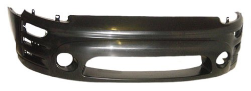 OE Replacement Mitsubishi Eclipse Front Bumper Cover (Partslink Number MI1000282)