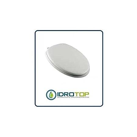 Asse Water Ideal Standard.Ideal Standard Toilet Oneline Zanvas If3165 White Zip Cromo Sedile