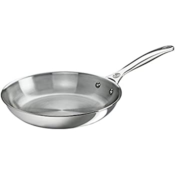 Amazon Com Le Creuset Ssp2000 26 Tri Ply Stainless Steel