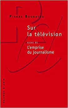 Book's Cover of Sur la télévision (Français) Broché – 1 janvier 1996