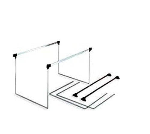 - Esselte Actionframe Drawer File Frame Letter Size, 2 Pack (AFF24) (Renewed)