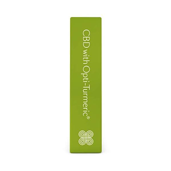 Healthspan CBD with Opti-Turmeric Capsules