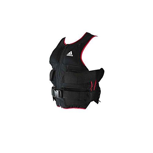 adidas ADSP-10701 - Chaleco lastrado completo, color negro