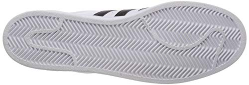 White ftwr ftwr Blanc White Adulte Baskets Adidas core Superstar Mixte Black SPxq1nzv