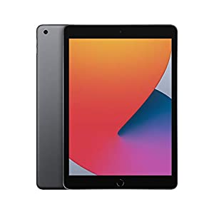 Apple iPad (10.2-inch, Wi-Fi, 32GB) – 8th Generation – Space grey