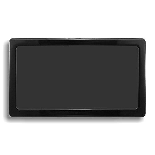 DEMCiflex Dust Filter for Corsair Air 540, Top, Black Frame, Black Mesh by DEMCiflex