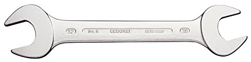 GEDORE 6 21x24 Double Open Ended Spanner 21x24 mm