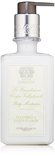 Antica Farmacista Cucumber & Lotus Flower Body Moisturizer, 10 fl. oz
