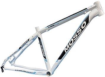 Mosso MTB 2620TB - Cuadro, Color Blanco, Talla 18