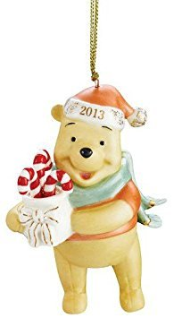 Lenox 2013 Peppermints From Pooh Hanging Ornament ()
