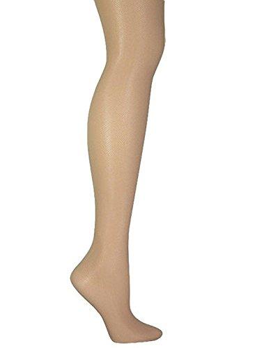 (Donna Karan Womens Micro Tulle Control Top Pantyhose, Tall, Nude)