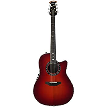 Amazon Com Ovation C2079lx Ccb Custom Legend Lx Acoustic Electric