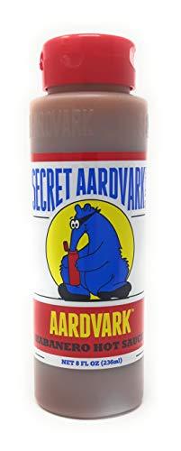 Secret Aardvark Habanero Hot Sauce, 8 fl oz (236ml)