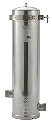 3M Aqua-Pure Whole House Water Filtration Housings - Model SS12 EPE-316L
