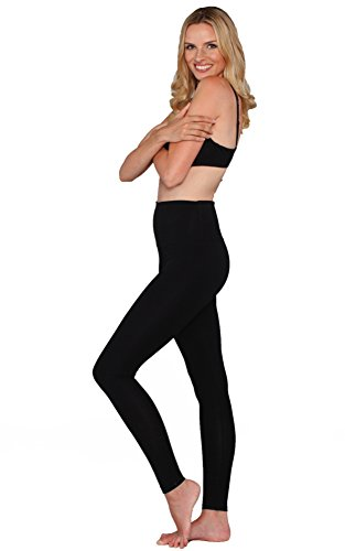 Angel Maternity Tummy Tight Shapewear Full Length Leggins