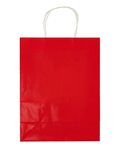 American Greetings Gift Bag Medium - Red (Bag Gift Red)