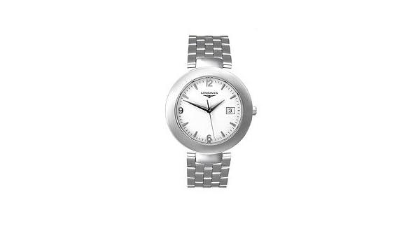 Amazon.com: New Longines Dolcevita Round Mens Watch L5.675.4.16.6: Watches