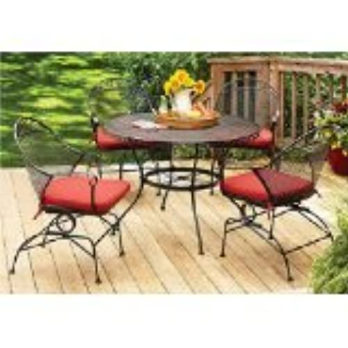 wrought iron chairs amazon com