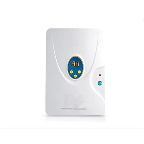 Generador de Ozono Doméstico Digital ionizador purificador ...