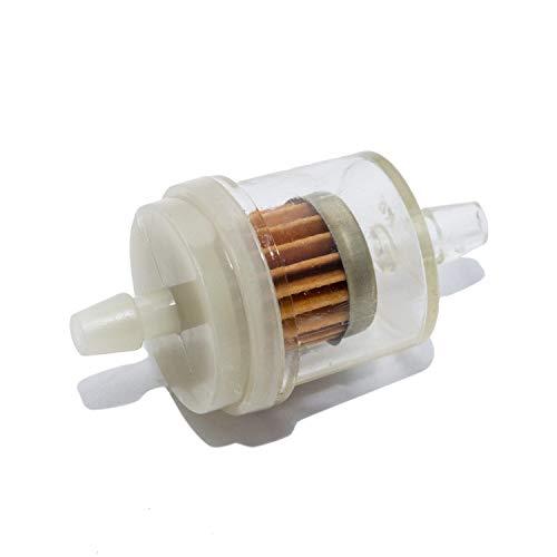 Benzinfilter/Kraftstofffilter universal 6 mm
