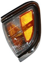 TYC 18-3282-36 Toyota Tacoma Driver Side Replacement Parking/Side Marker Lamp Assembly