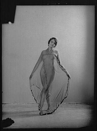 Historic Photographs, LLC Photo: Braggiotti,Francesca,Miss,Nudes,Dancers,Women,Performers,Arnold Genthe,1927 1