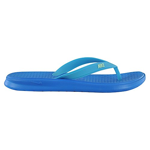 NIKE WMNS Solay Thong Womens 882699-400 Photo Blue/Fresh Mint-chlorine Blue cheap sale shop discount shop sale fast delivery latest collections online HPt2P