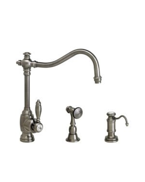 Amazon Com Waterstone 4200 2 Ap Annapolis Kitchen Faucet 2pc Suite
