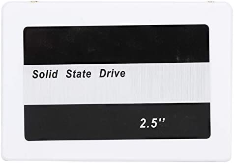 2.5 Inch SATA3.0 Internal Solid State Drive SSD, Performance Hard Drive Compatible with Laptops, Desktops, Solid State Hard Disk Drive for Win 98SE/ME/2000/ Vista/WINXP/ 7/8/10/OS X 8.6(120GB)