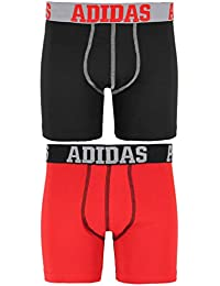 Boys / Youth Sport Performance Climalite Boxer Brief Underwear (2-Pack)