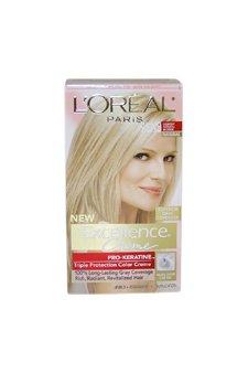 - L'oreal Paris Excellence Creme Triple Protection Color, Natural Lightest Blonde 9 1/2 Nb