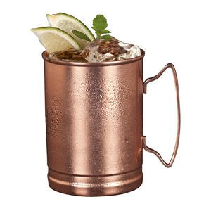 World Tableware CMM-200 Copper Moscow Mule 14 Oz Cup / Mug by World Tableware