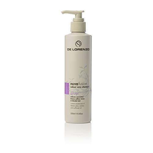 Nova Fusion Color Care Shampoo (Silver 8.45oz) (De Lorenzo Rosewood Shampoo Before And After)