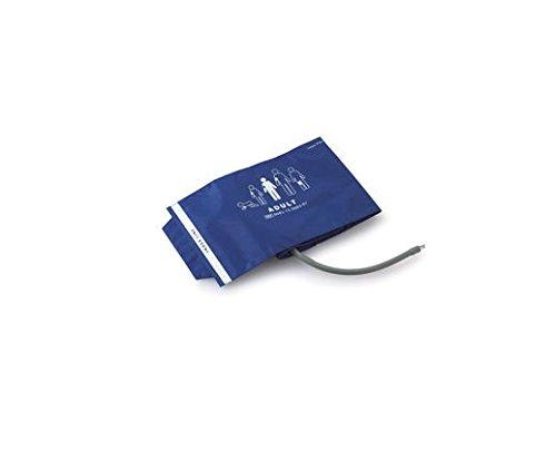 Blue Adult Regular Reusable Blood Pressure Cuff