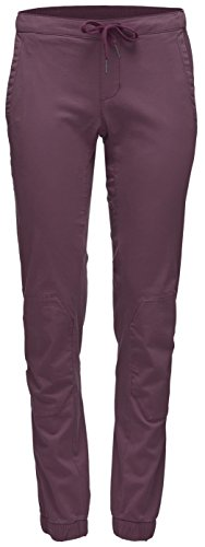 (Black Diamond Notion Pant - Women's Bordeaux Small)