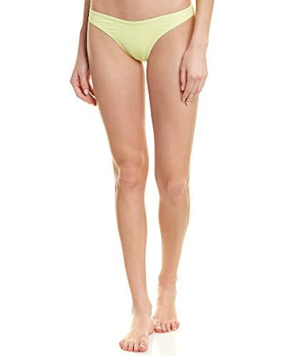 (LSpace Women's Whiplash Bitsy Bikini Bottoms, Lemonade, Yellow, X-Small )