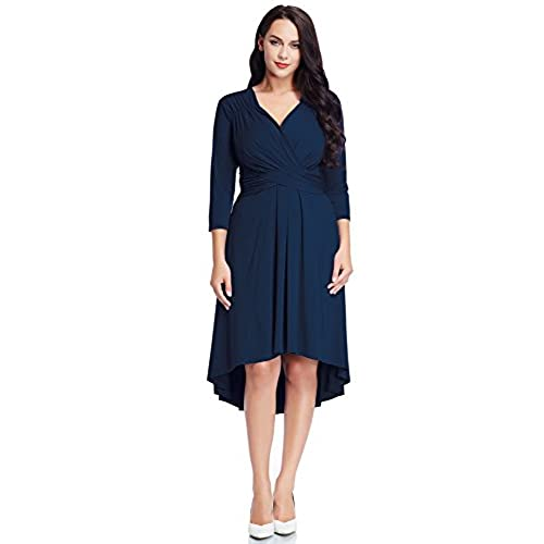High Low Plus Size Dresses Formal: Amazon.com