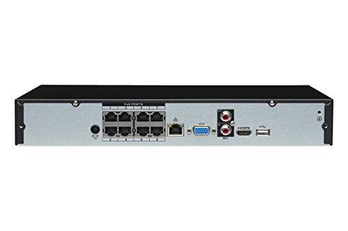 Lorex LNR61082T 4K NVR w/ 8 Channels (POE) 2TB HDD by Lorex (Image #2)