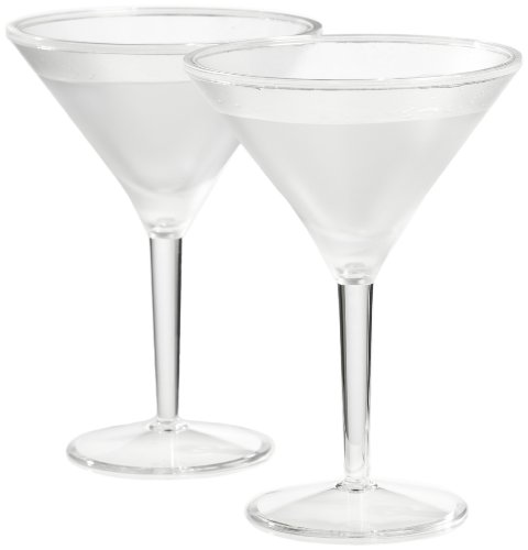 Prodyne IM-10 Iced Martini, Set of 2