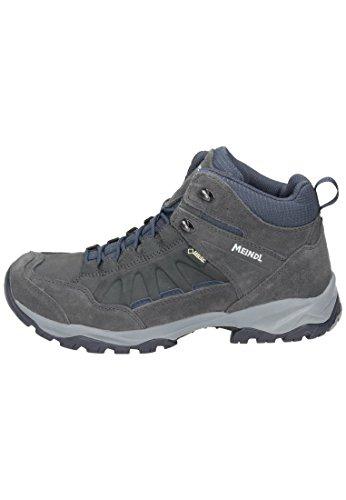 Meindl Nebraska Mid GTX Mens Walking Boots Marine/Anthrazit